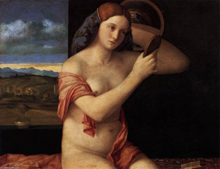 Giovanni-Bellini-Naked-Young-Woman-in-Front-of-the-Mirror-2-